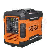 VINCO 60156 - Silenced Inverter Generator 2 kW