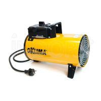 Oklima SK 12 C - Stufa Elettrica Industriale