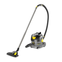 Karcher T 7/1 eco! Efficiency - Portable Vacuum Cleaner