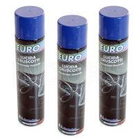 Dashboard Glossy EURO - 3 Spray Canisters of 600 ml