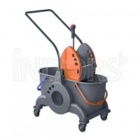 TWT GIOTTO LT 50 - Professional Cleaning Trolley