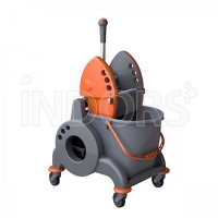TWT GIOTTO LT 25 - 1 Bucket Professional Cleaning Trolley