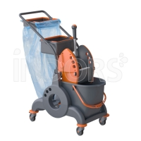 TWT GIOTTO TL LT 50 - Multifunction Professional Cleaning Trolley