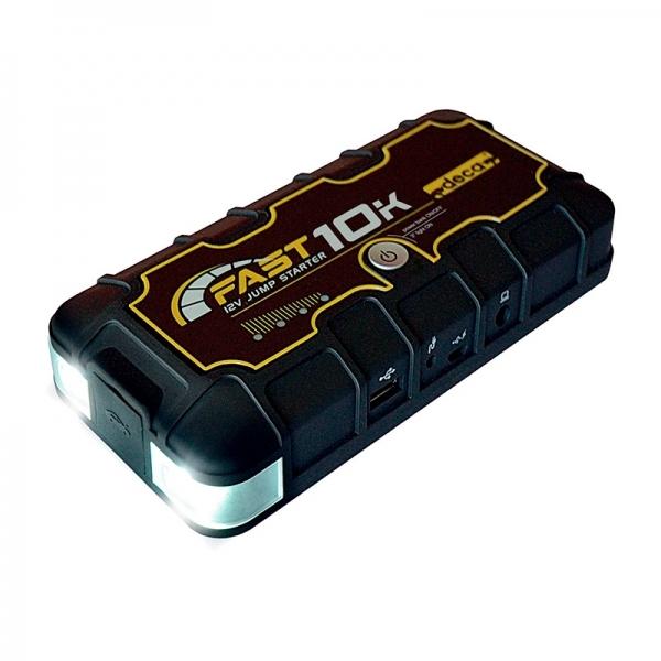Deca FAST 10K - Battery Starter for Emergency 10000 mAh