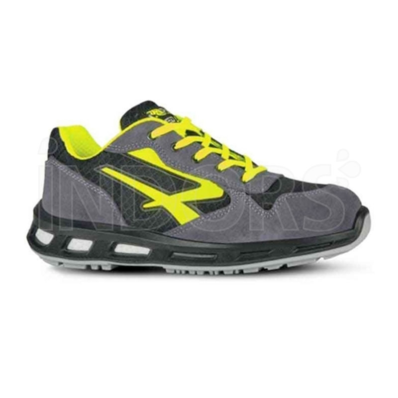 U-Power Red Lion YELLOW - Safety Shoes - S1P SRC ESD