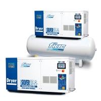 Fiac New Silver SD Inverter - Screw Inverter Compressor