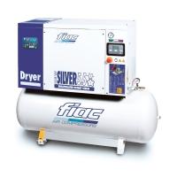 Fiac New Silver - Screw Compressor with Tank