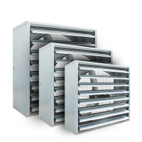 Munters ED Series - Industrial Air Extraction Fans