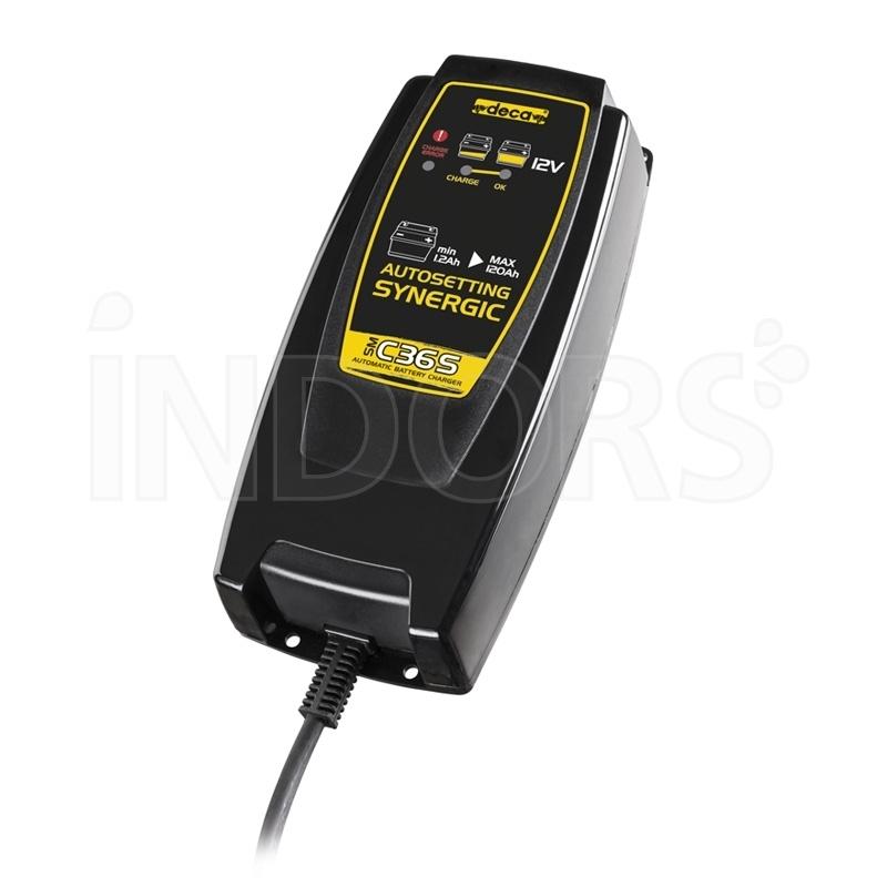 DECA SM C - Caricabatterie ad Impulsi
