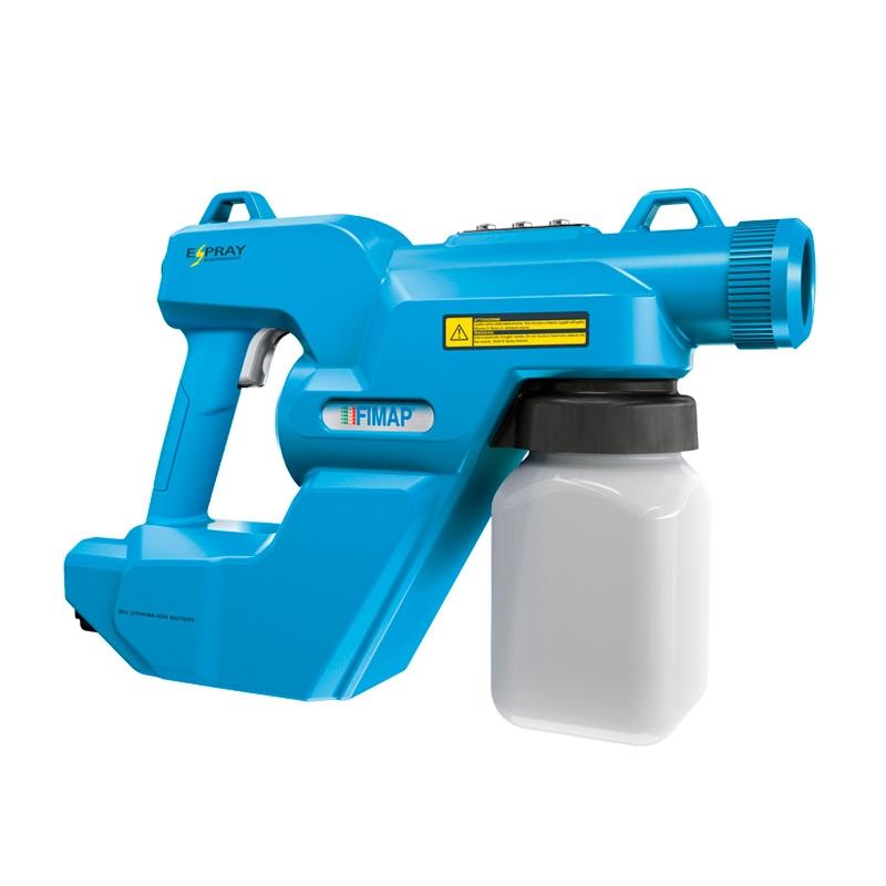 Fimap E-Spray - Sanificatore a Batteria
