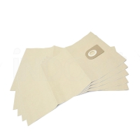 IPC FTDP28862 - Pack of 5 Paper Bags - for 60/70 L vacuum cleaners