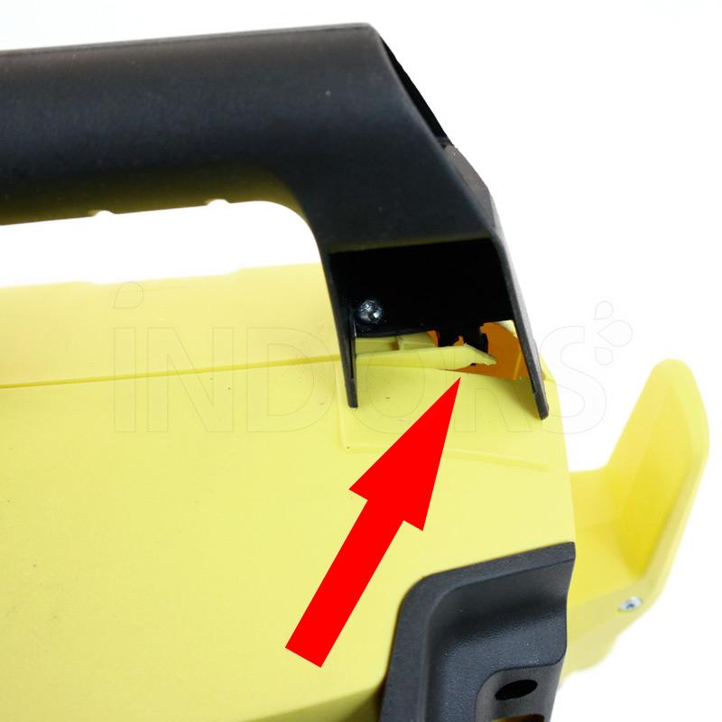 Karcher K3 Full Control Home - Idropulitrice con Difetto