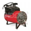 BIEMMEDUE EK 10 C - Heating Cannon Exhibition