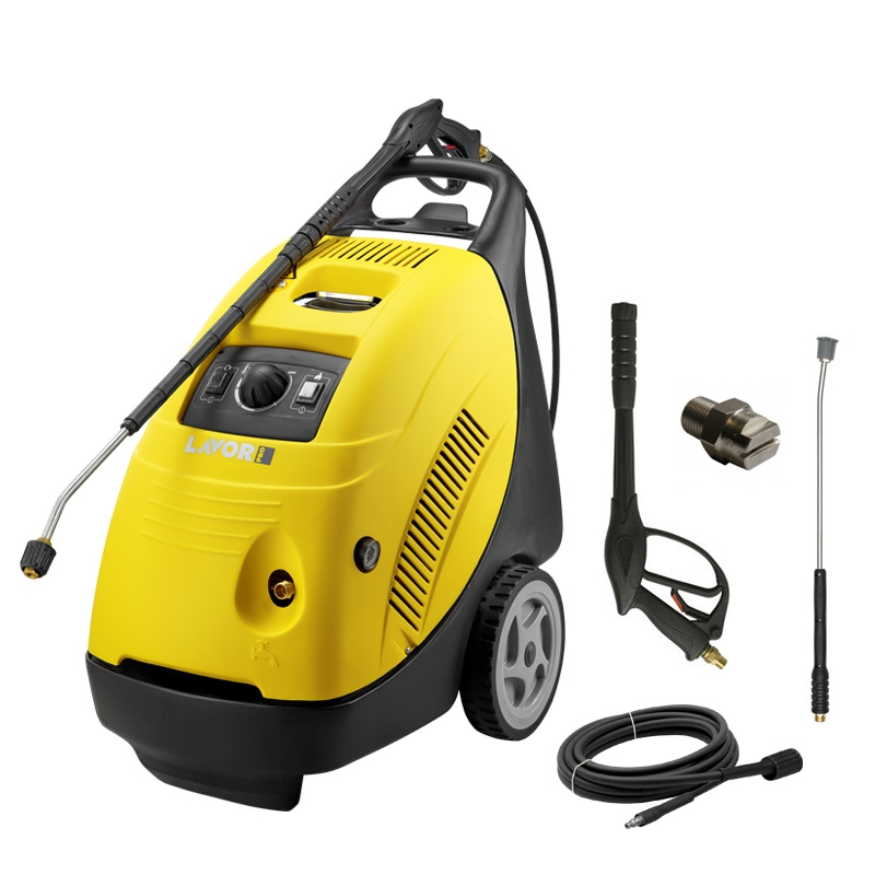 Lavor Mississippi R 1310 XP - Exhibition Hot Water Pressure Washer