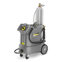 Karcher IB 10/8 L2P - Ice Blaster - with self-producing dry ice