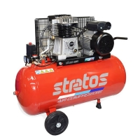 Fiac 150/348 Stratos - Exhibition Belt Compressor