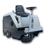 Leader Unica 1200 BT / DT - Spazzatrice a Batteria o Diesel