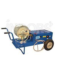 MM Hydro Pure Barrow - Photovoltaic Panel Washing Machine
