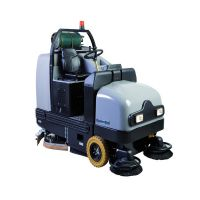 Fiorentini I115 SSE / SSG / SSD - Sweeper and Washer-dryer