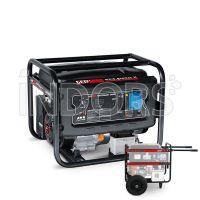 GENMAC G6000E<br/>4-stroke power generator 6 kW