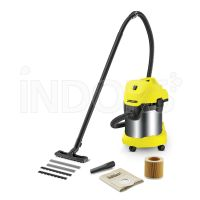 Karcher WD 3 Premium - Multi-purpose vacuum cleaner with blowing function