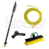Rod + Brush + Tube