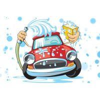 Car and engine washing